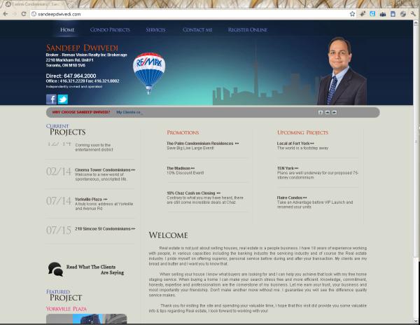 Spark Vision Media :: Toronto Web Design, Web Applications and Media